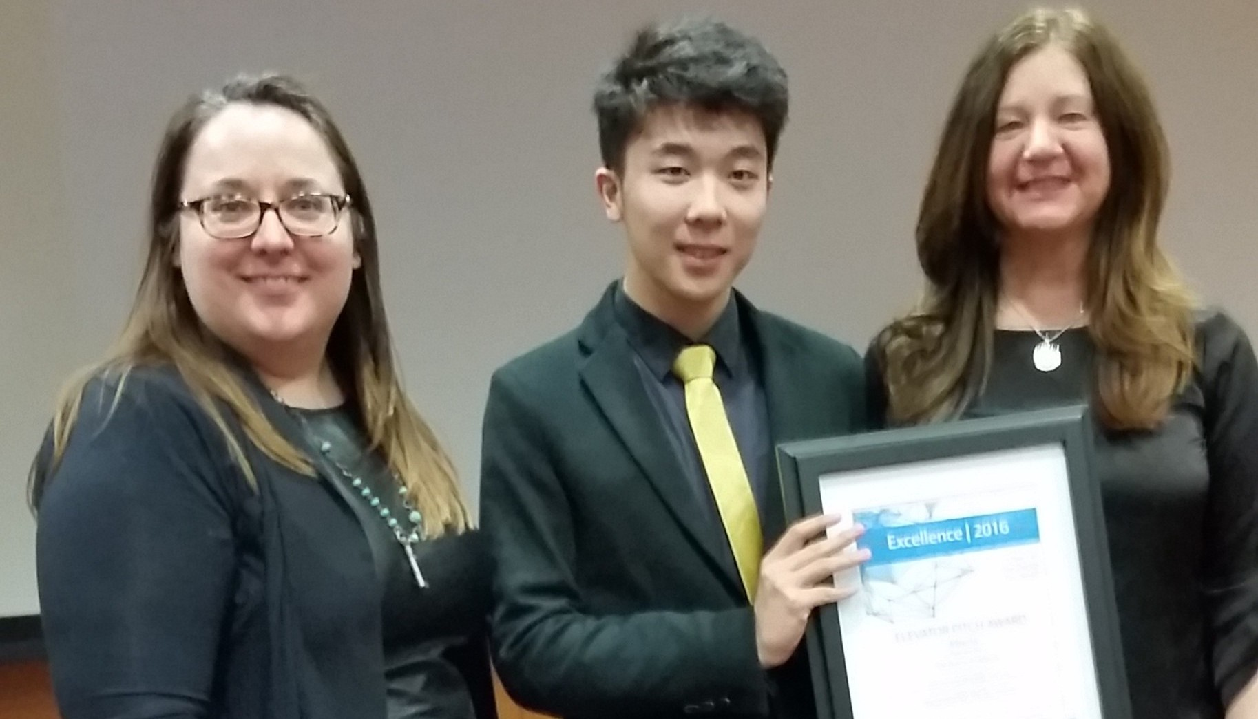 Talented Alberta high school students face off at science competition