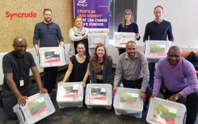 Donated Ignition Packs headed to science classes