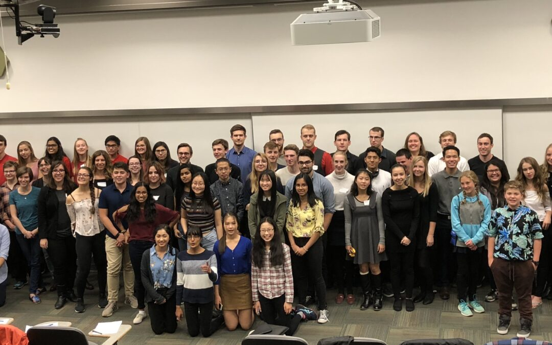 Alberta geekStarter teams shine at 2018 aGEM competition and workshop