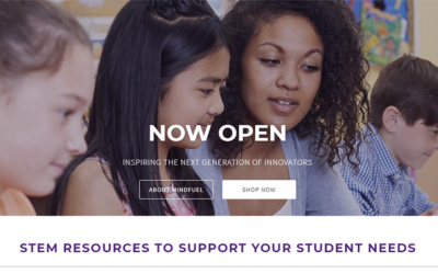 MindFuel launches online STEM Store featuring  popular resources