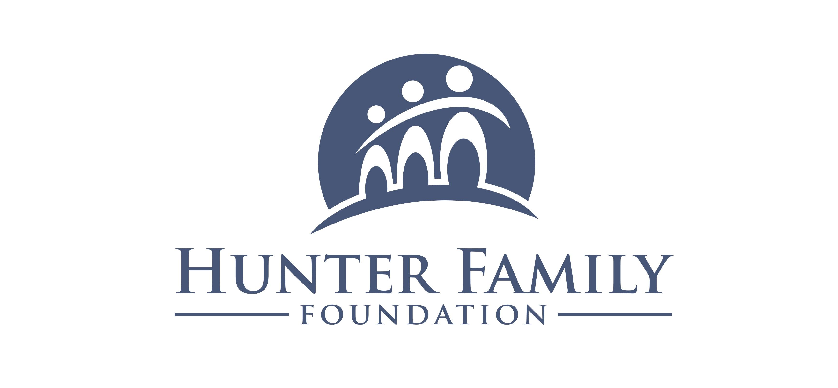 Hunter Family sponsorship logo